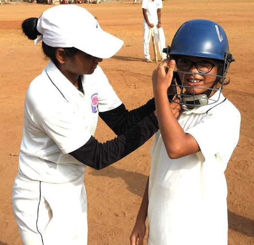 About Female Cricket Academy