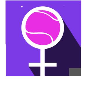 Female Cricket logo