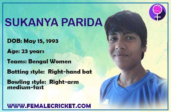Sukanya Parida