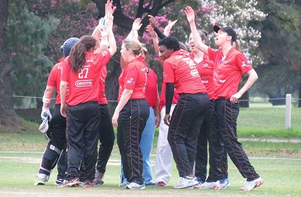 CanAm Women's Cricket Association