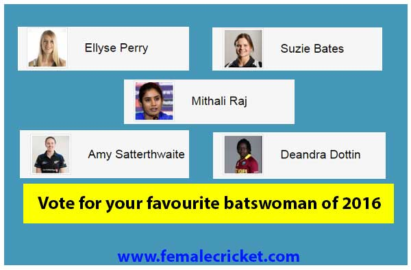 Vote for your favorite batswoman of 2016