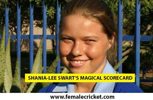 Shania-Lee Swart