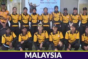 Malaysia women's cricket team