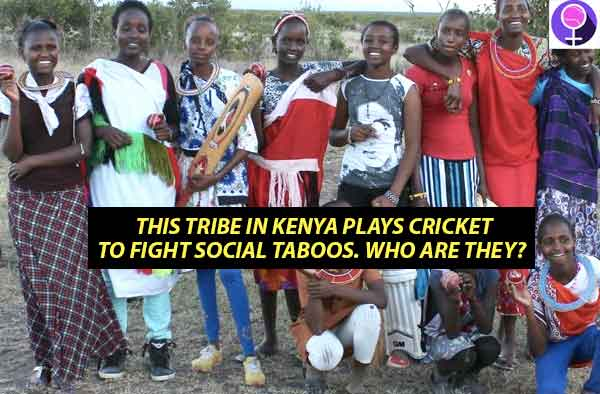 The Maasai Ladies Warriors - Fighting injustices through the game