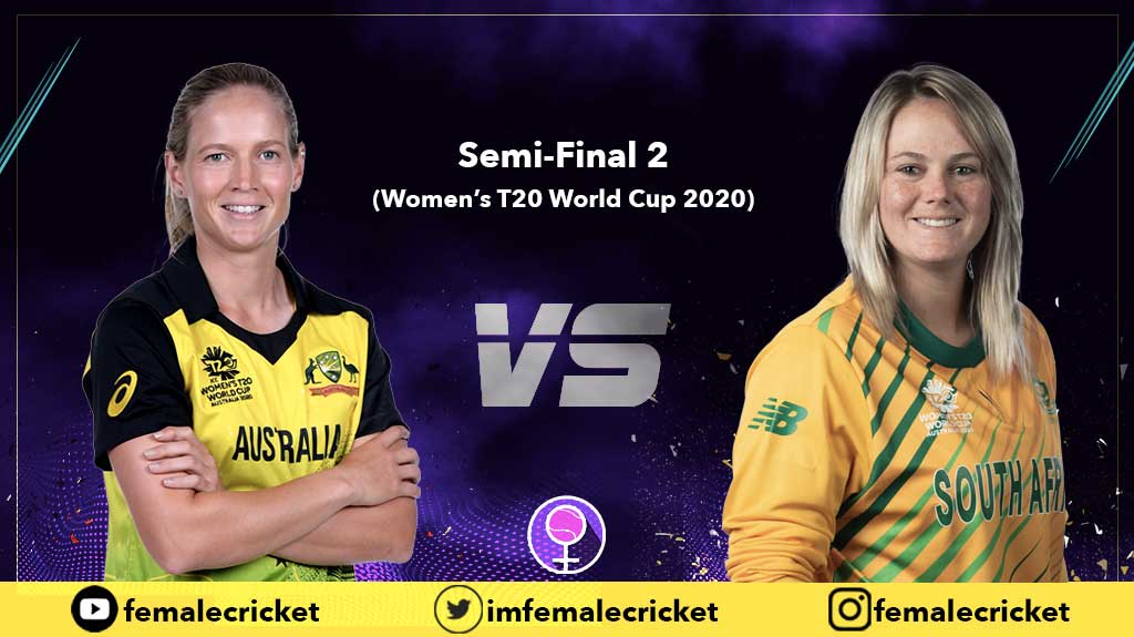 Australia vs South Africa in Women's T20 World Cup 2020