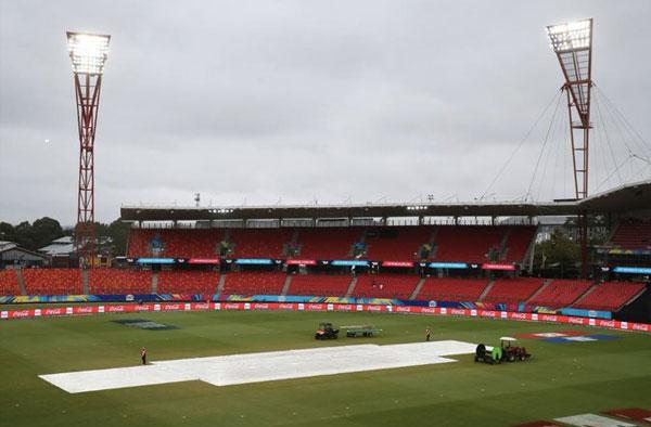 Rain spoils Thailand vs Pakistan Game
