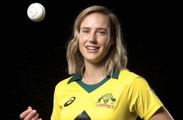 Ellyse Perry. PC: Getty Images