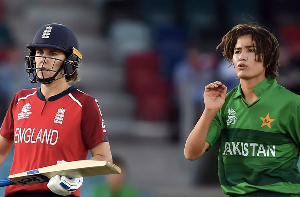 Clouds over England women's tour of Pakistan. PC: ICC